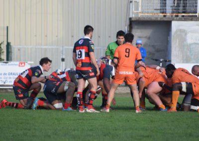 © Maeva Franco - Équipe 1 - S.C. Graulhet vs R.C. Narbonne Méditerranée - Photo 41