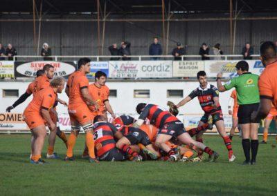 © Maeva Franco - Équipe 1 - S.C. Graulhet vs R.C. Narbonne Méditerranée - Photo 44
