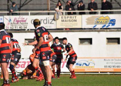 © Maeva Franco - Équipe 1 - S.C. Graulhet vs R.C. Narbonne Méditerranée - Photo 46