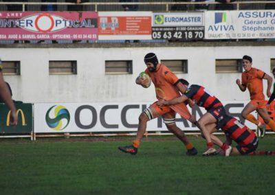 © Maeva Franco - Équipe 1 - S.C. Graulhet vs R.C. Narbonne Méditerranée - Photo 47
