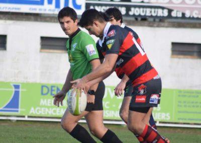 © Maeva Franco - Équipe 1 - S.C. Graulhet vs R.C. Narbonne Méditerranée - Photo 48