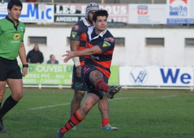 © Maeva Franco - Équipe 1 - S.C. Graulhet vs R.C. Narbonne Méditerranée - Photo 49