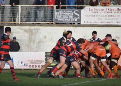 © Maeva Franco - Équipe 1 - S.C. Graulhet vs R.C. Narbonne Méditerranée - Photo 50