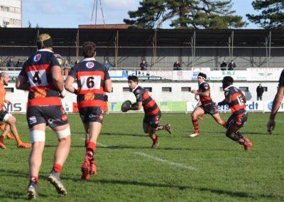 © Maeva Franco - Équipe 1 - S.C. Graulhet vs R.C. Narbonne Méditerranée - Photo 54
