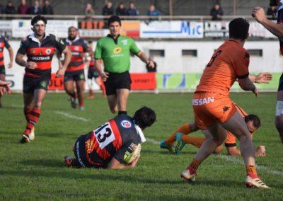 © Maeva Franco - Équipe 1 - S.C. Graulhet vs R.C. Narbonne Méditerranée - Photo 56