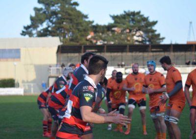 © Maeva Franco - Équipe 1 - S.C. Graulhet vs R.C. Narbonne Méditerranée - Photo 57
