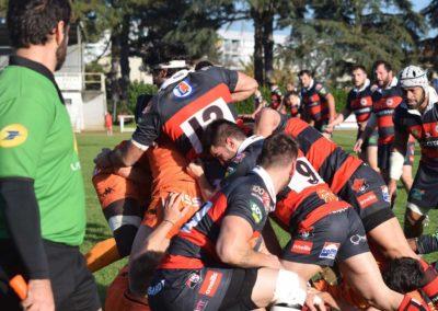 © Maeva Franco - Équipe 1 - S.C. Graulhet vs R.C. Narbonne Méditerranée - Photo 58