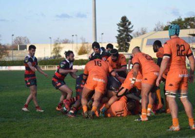 © Maeva Franco - Équipe 1 - S.C. Graulhet vs R.C. Narbonne Méditerranée - Photo 62