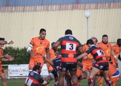 © Maeva Franco - Équipe 1 - S.C. Graulhet vs R.C. Narbonne Méditerranée - Photo 64
