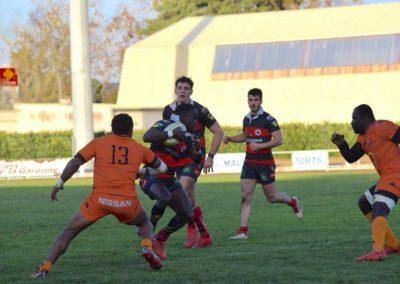 © Maeva Franco - Équipe 1 - S.C. Graulhet vs R.C. Narbonne Méditerranée - Photo 67