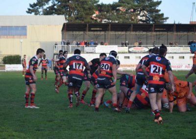 © Maeva Franco - Équipe 1 - S.C. Graulhet vs R.C. Narbonne Méditerranée - Photo 68