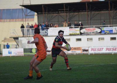 © Maeva Franco - Équipe 1 - S.C. Graulhet vs R.C. Narbonne Méditerranée - Photo 69