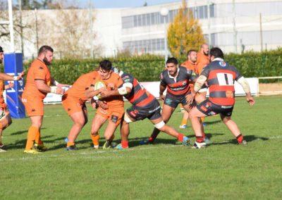 © Maeva Franco - Équipe 1 - S.C. Graulhet vs R.C. Narbonne Méditerranée - Photo 72