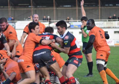© Maeva Franco - Équipe 1 - S.C. Graulhet vs R.C. Narbonne Méditerranée - Photo 75