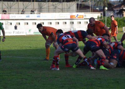 © Maeva Franco - Équipe 1 - S.C. Graulhet vs R.C. Narbonne Méditerranée - Photo 80