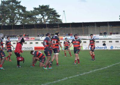 © Maeva Franco - Équipe 1 - S.C. Graulhet vs R.C. Narbonne Méditerranée - Photo 81