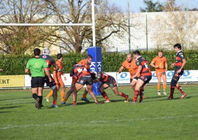 © Maeva Franco - Équipe 1 - S.C. Graulhet vs R.C. Narbonne Méditerranée - Photo 83