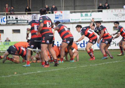 © Maeva Franco - Équipe 1 - S.C. Graulhet vs R.C. Narbonne Méditerranée - Photo 85