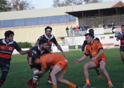 © Maeva Franco - Équipe 1 - S.C. Graulhet vs R.C. Narbonne Méditerranée - Photo 87
