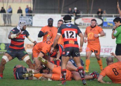 © Maeva Franco - Équipe 1 - S.C. Graulhet vs R.C. Narbonne Méditerranée - Photo 88