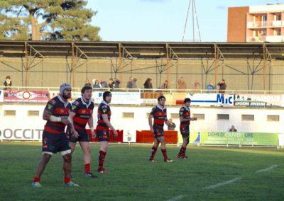 © Maeva Franco - Équipe 1 - S.C. Graulhet vs R.C. Narbonne Méditerranée - Photo 89