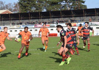 © Maeva Franco - Équipe 1 - S.C. Graulhet vs R.C. Narbonne Méditerranée - Photo 91
