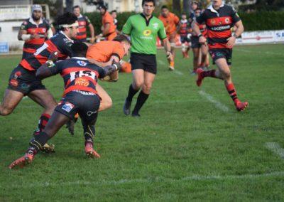 © Maeva Franco - Équipe 1 - S.C. Graulhet vs R.C. Narbonne Méditerranée - Photo 96
