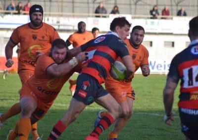© Maeva Franco - Équipe 1 - S.C. Graulhet vs R.C. Narbonne Méditerranée - Photo 99