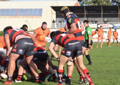 © Maeva Franco - Équipe 1 - S.C. Graulhet vs R.C. Narbonne Méditerranée - Photo 101