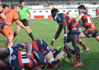 © Maeva Franco - Équipe 1 - S.C. Graulhet vs R.C. Narbonne Méditerranée - Photo 102