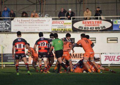 © Maeva Franco - Équipe 1 - S.C. Graulhet vs R.C. Narbonne Méditerranée - Photo 103