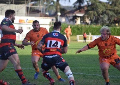 © Maeva Franco - Équipe 1 - S.C. Graulhet vs R.C. Narbonne Méditerranée - Photo 105