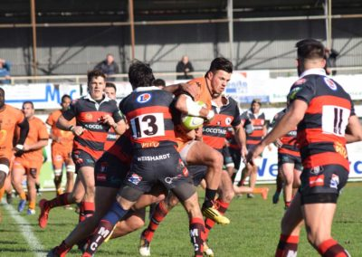 © Maeva Franco - Équipe 1 - S.C. Graulhet vs R.C. Narbonne Méditerranée - Photo 110