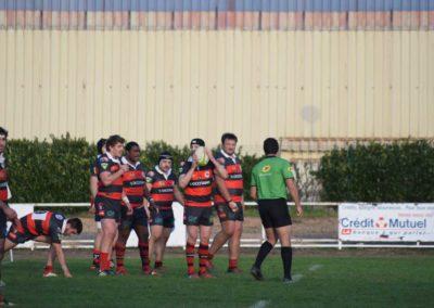 © Maeva Franco - Équipe 1 - S.C. Graulhet vs R.C. Narbonne Méditerranée - Photo 112