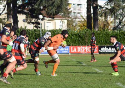 © Maeva Franco - Équipe 1 - S.C. Graulhet vs R.C. Narbonne Méditerranée - Photo 113