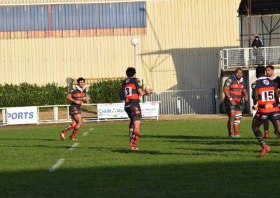 © Maeva Franco - Équipe 1 - S.C. Graulhet vs R.C. Narbonne Méditerranée - Photo 114