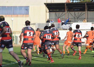 © Maeva Franco - Équipe 1 - S.C. Graulhet vs R.C. Narbonne Méditerranée - Photo 115