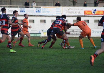 © Maeva Franco - Équipe 1 - S.C. Graulhet vs R.C. Narbonne Méditerranée - Photo 118