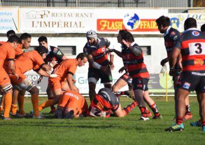 © Maeva Franco - Équipe 1 - S.C. Graulhet vs R.C. Narbonne Méditerranée - Photo 119