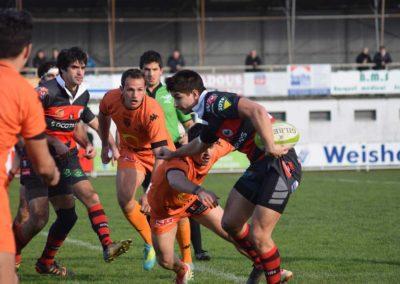 © Maeva Franco - Équipe 1 - S.C. Graulhet vs R.C. Narbonne Méditerranée - Photo 121