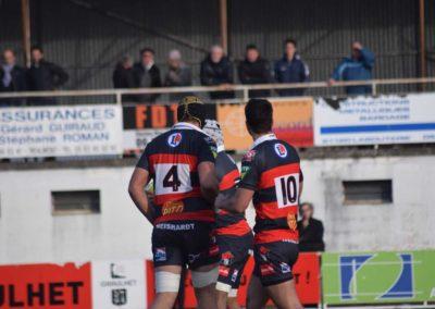 © Maeva Franco - Équipe 1 - S.C. Graulhet vs R.C. Narbonne Méditerranée - Photo 124