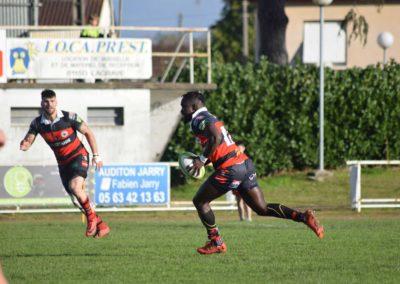 © Maeva Franco - Équipe 1 - S.C. Graulhet vs R.C. Narbonne Méditerranée - Photo 127