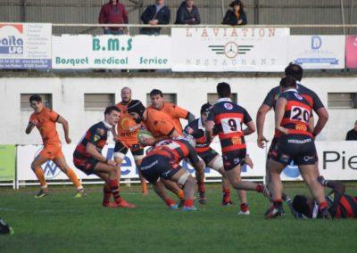 © Maeva Franco - Équipe 1 - S.C. Graulhet vs R.C. Narbonne Méditerranée - Photo 129