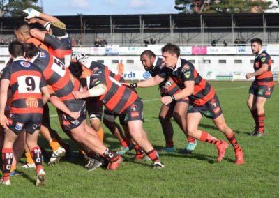 © Maeva Franco - Équipe 1 - S.C. Graulhet vs R.C. Narbonne Méditerranée - Photo 133