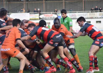 © Maeva Franco - Équipe 1 - S.C. Graulhet vs R.C. Narbonne Méditerranée - Photo 135