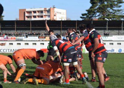 © Maeva Franco - Équipe 1 - S.C. Graulhet vs R.C. Narbonne Méditerranée - Photo 136