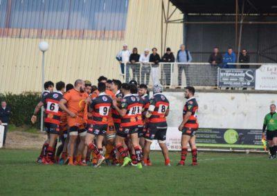 © Maeva Franco - Équipe 1 - S.C. Graulhet vs R.C. Narbonne Méditerranée - Photo 138