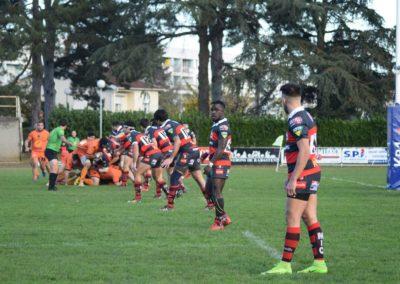 © Maeva Franco - Équipe 1 - S.C. Graulhet vs R.C. Narbonne Méditerranée - Photo 140