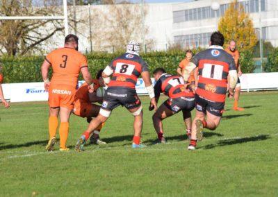 © Maeva Franco - Équipe 1 - S.C. Graulhet vs R.C. Narbonne Méditerranée - Photo 141