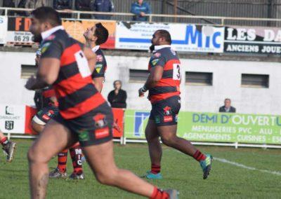 © Maeva Franco - Équipe 1 - S.C. Graulhet vs R.C. Narbonne Méditerranée - Photo 142